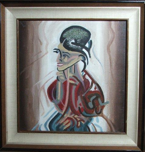 Original Painting Banar'