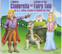 A Modern Cinderella and A Matter Of Fact Fairy Tale Audio Book On CD
