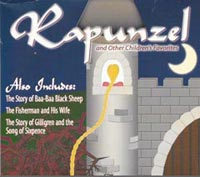 Rapunzel and Other Children's Favorites Audio Book On CD