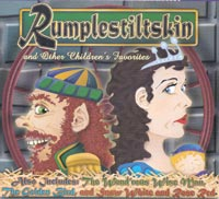 Rumplestiltskin and Other Children's Favorites Audio Book On CD