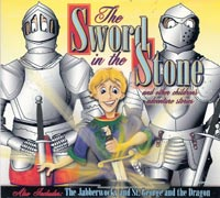 The Sword in the Stone and Other Children's Adventure Stories Audio Book On CD