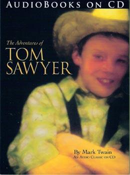 The Adventures of Tom Sawyer Audio Classic on CD