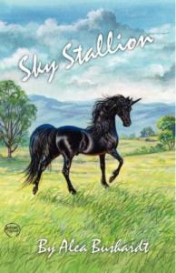 Sky Stallion (Paperback) by Alea Bushardt (Author), Melody Clayton (Editor), Jeanne Mellin (Illustrator)
