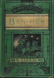 Ben-Hur The Days of the Messiah, Warne's Star Series 1895 By Lew Wallace