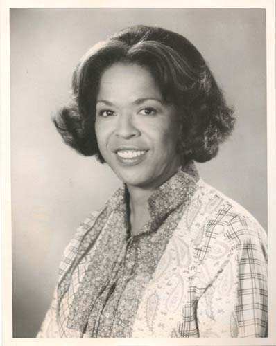 Della Reese - Picture Actress