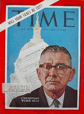 Time Magazine January 11, 1963