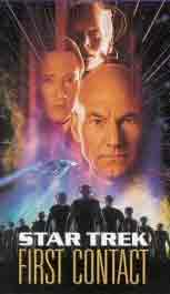 Star Trek - First Contact (Widescreen Edition) [VHS Tape] (1997) Burton, LeVar