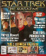 Star Trek The Magazine Premiere Issue!