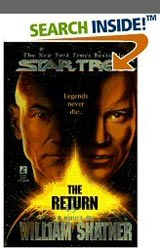 The Return (Star Trek) by Shatner, William; Reeves-Stevens, Judith; Reeves.